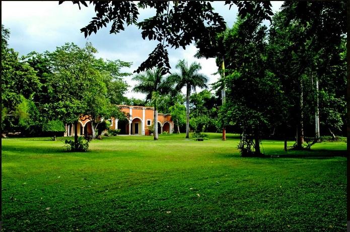 Hacienda Itzincab 1