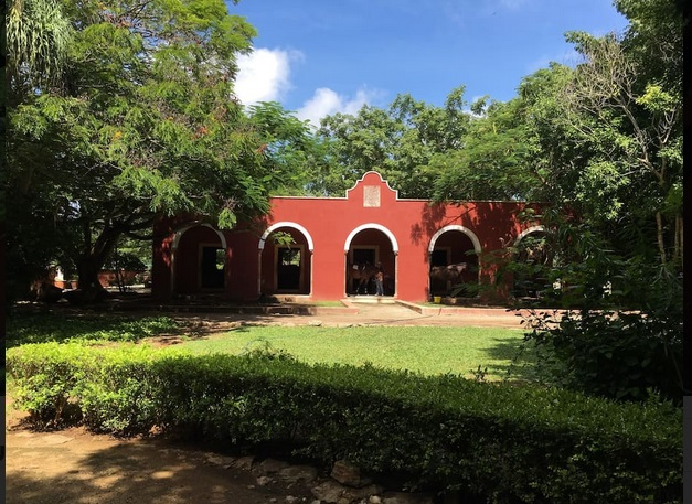 Hacienda Yokdzonot 1