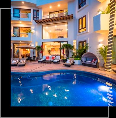 Casas para Vacaciones en Renta 1