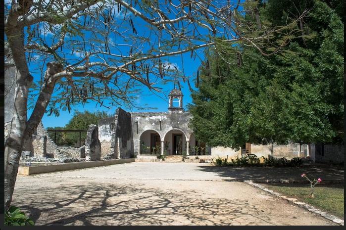 Hacienda Tacubaya 1