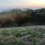 Lomas de la Barra / 5000 m2 / Vista al mar 2