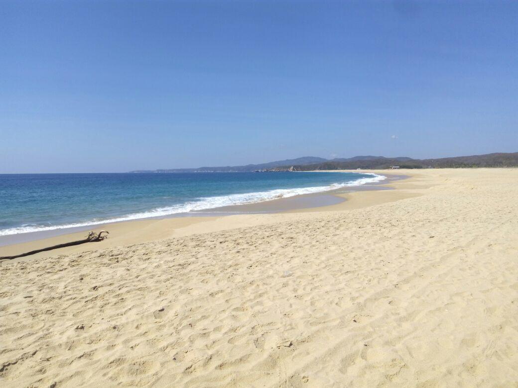 6 hectareas de terreno, Playa Aguablanca en Puerto Escondido. 1