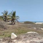 Playa agua blanca/Terreno de 2,400m2/Frente de playa/$3000 por m2 2