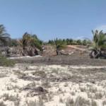 Playa agua blanca/Terreno de 2,400m2/Frente de playa/$3000 por m2 3