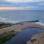 Cerro Hermoso / 90 hectareas / Frente de playa / Escritura 2