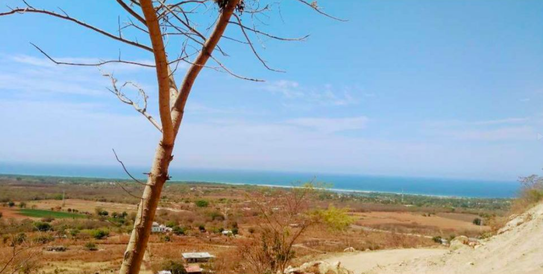 Barra de Colotepec / 1345 M² / Unparalleled view of the sea 1