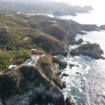 Playa Puerto Angel/UMAR/5000 m² 2