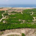 Playa Tierra Blanca 🏝️/300 m²/Vista Panorámica al mar 2
