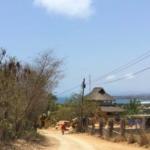 Punta Zicatela/ terreno 400m2/ parte alta de la punta 2