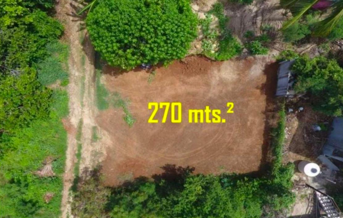 Punta de Zicatela / 270 m2 / Segunda entrada de la Punta 1