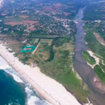 La barra/ terreno 7000m2 / cerca de la playa 2