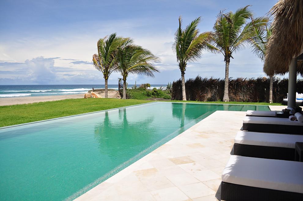 Villa del oceano 1