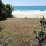 Roca blanca / terreno 504 m2 / frente de playa 3