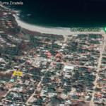 Punta de Zicatela / 300 m2 / vista al mar / zona turística 3