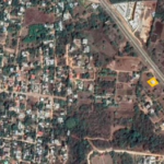 Punta de Zicatela / terreno 400 m2 / Junto a la carretera 6