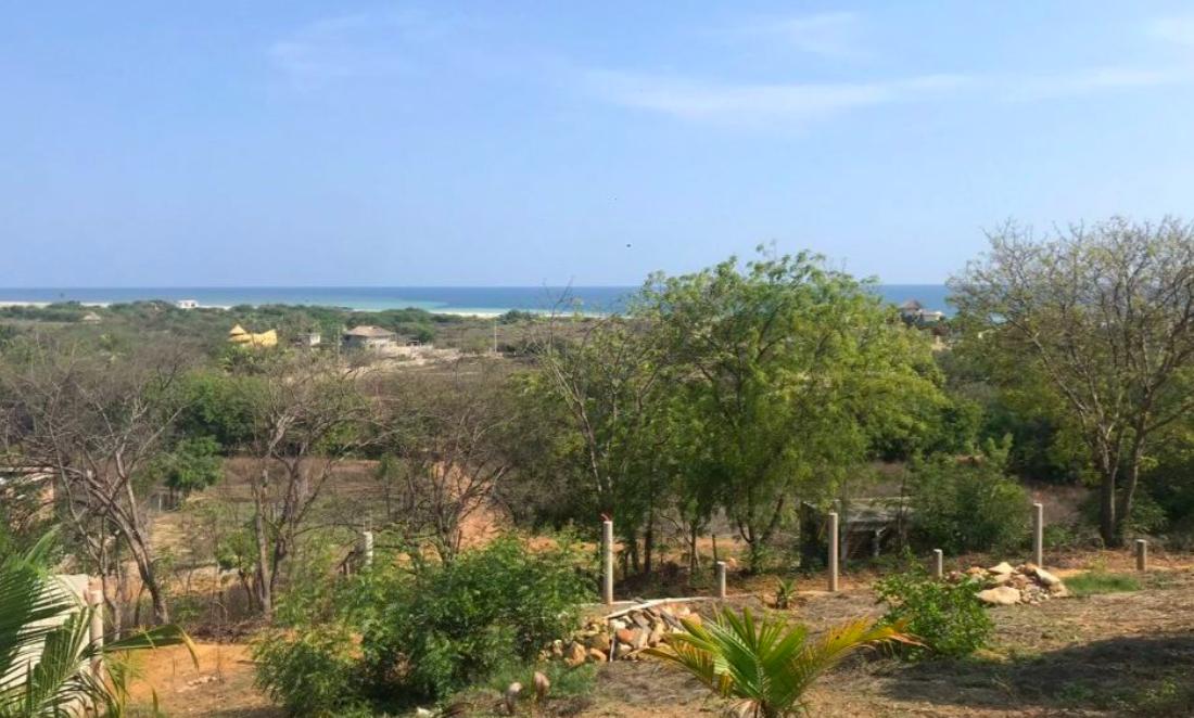 Barra Colotepec / 2 Lotes de 200 m2 / Vista al mar 1