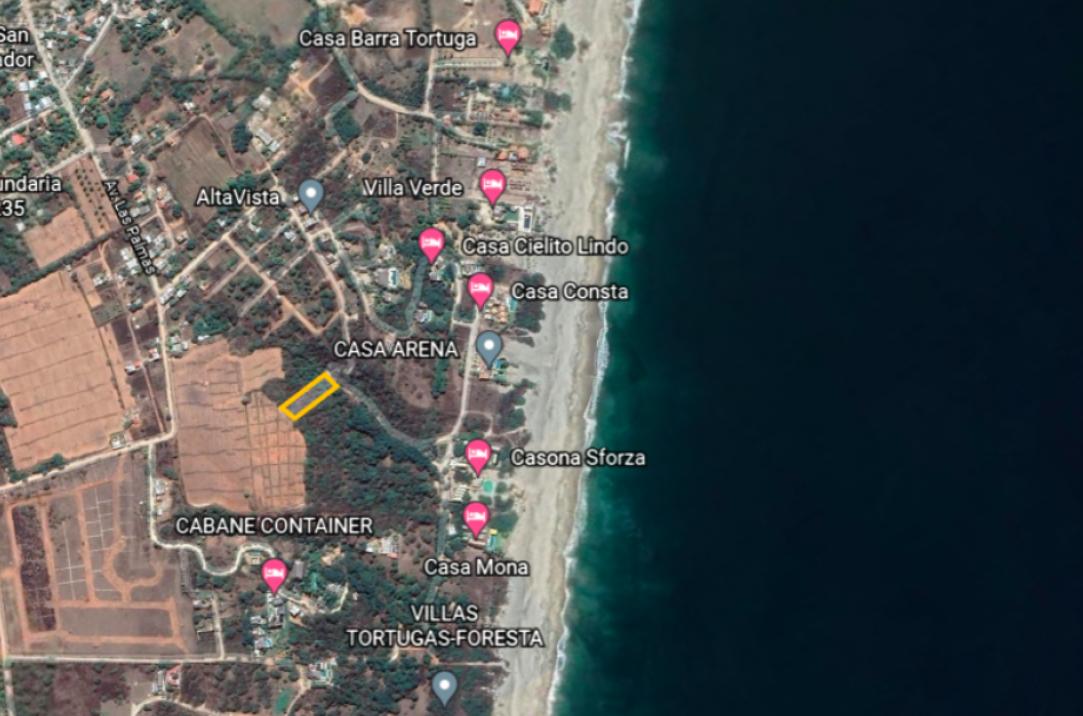 Lomas de la Barra / 1468 m2 / Vista al mar 1