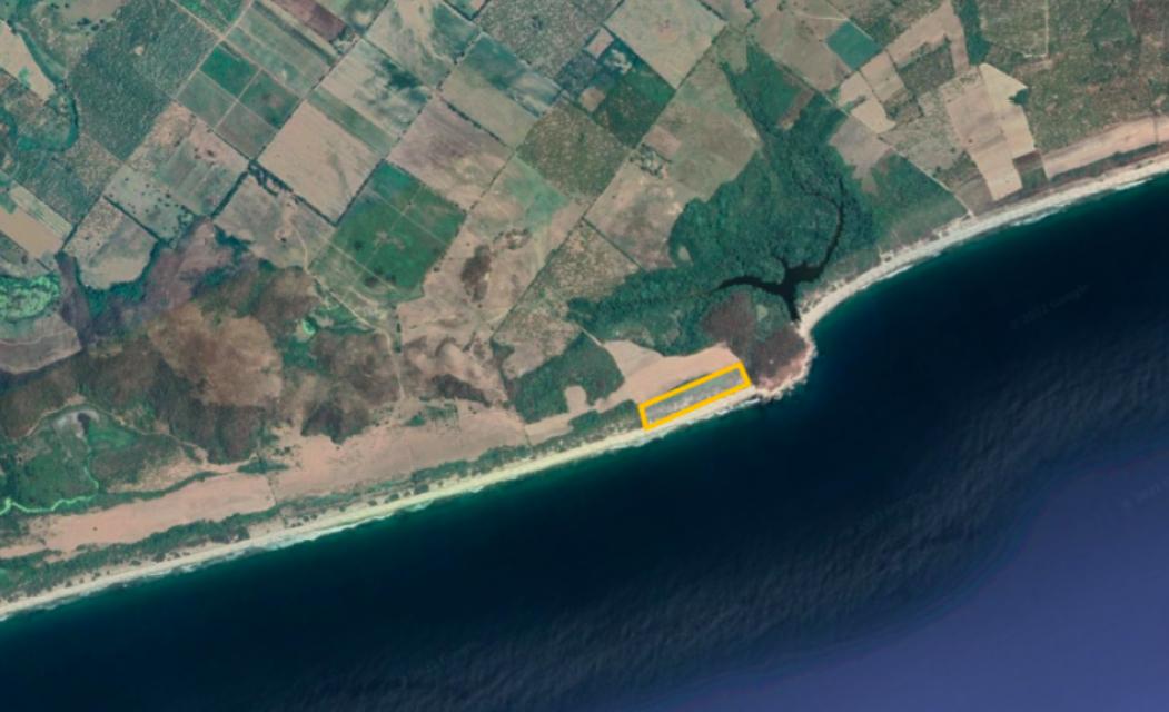 Playa la encomienda / 6 hectáreas / Frente de Playa 1