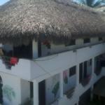 Punta de Zicatela/ Hotel de 12 habitaciones / piscina y palapa 2