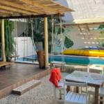 Punta de Zicatela/ Hotel de 12 habitaciones / piscina y palapa 3