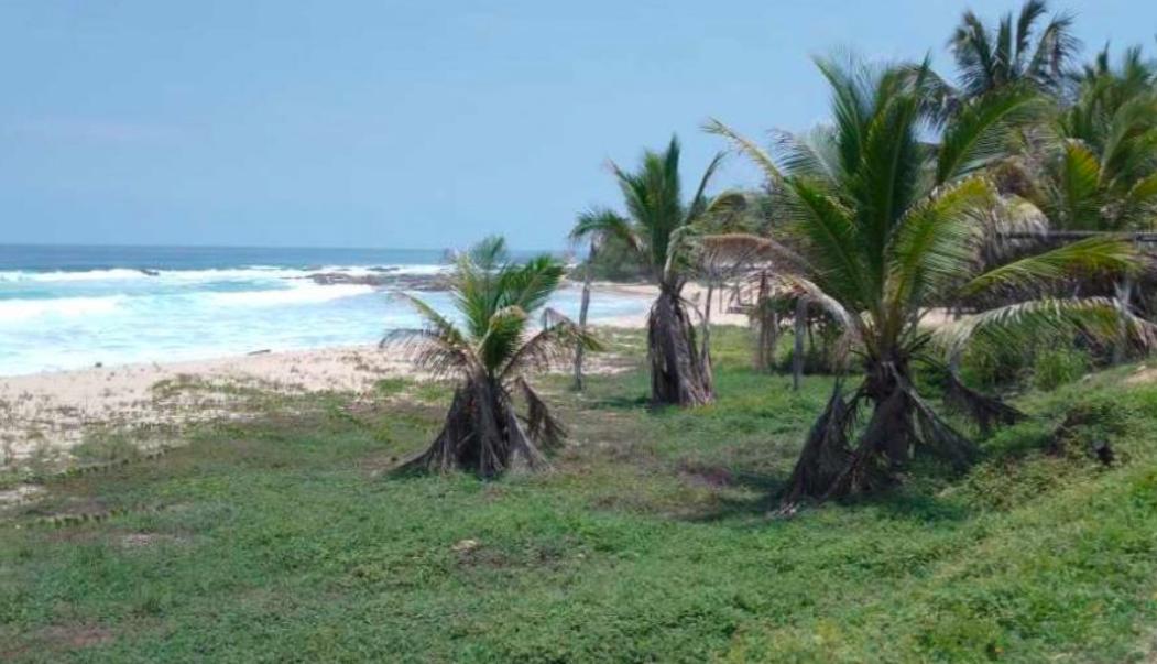 Playa agua Blanca/120m2 comunal con su zona federal 1