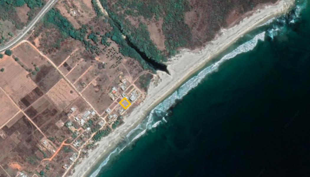 Playa agua Blanca/ 210m2 / vista al mar /zona de alta plusvalía 1
