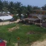Playa agua Blanca/15x15=225m2/segunda línea de playa 2