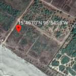 2,360 m2 con 34 m de frente playa / Santa Maria Colotepec 15