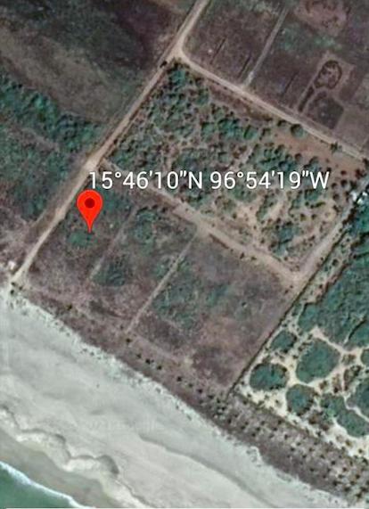 2,360 m2 con 34 m de frente playa / Santa Maria Colotepec 1