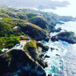 El faro Puerto Angel/6000 m² / vista panorámica al mar 2