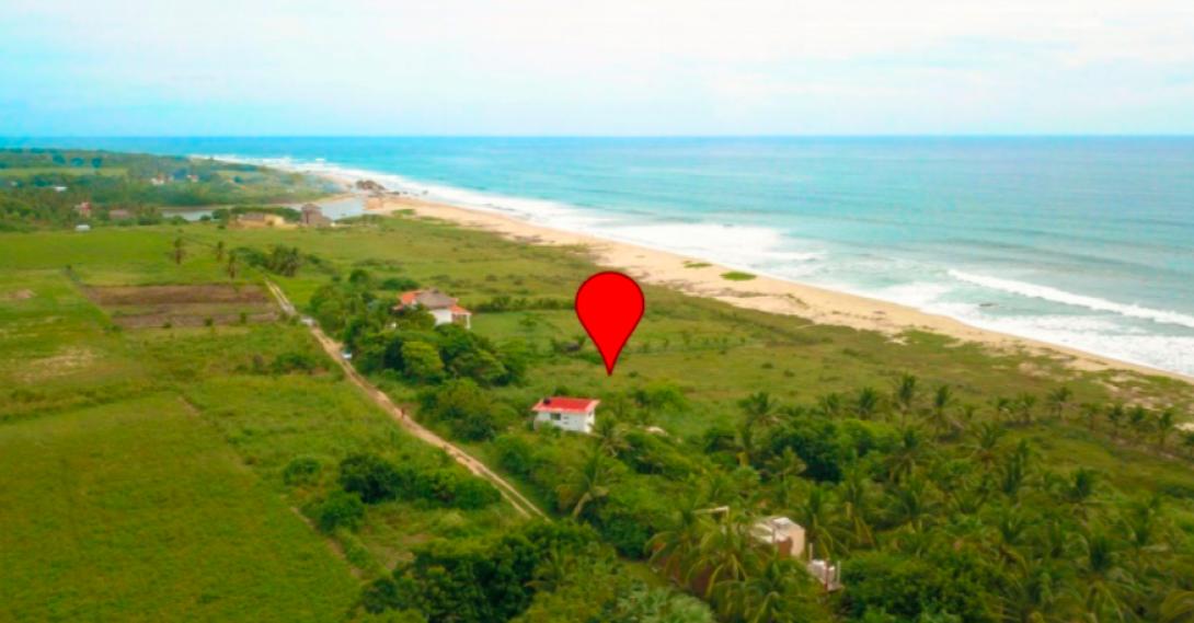 Puertecito/ 3000 m2 / Frente a la playa 1
