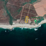 Playa agua blanca / 3,217.63m2 / Frente de playa 6