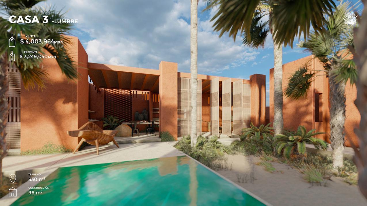 "Guayacanes, Villa en venta #3 ""Lumbre"" 1"