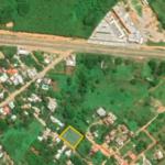 Punta de Zicatela / 2 lotes de 750 m2 / Cerca de la carretera 11