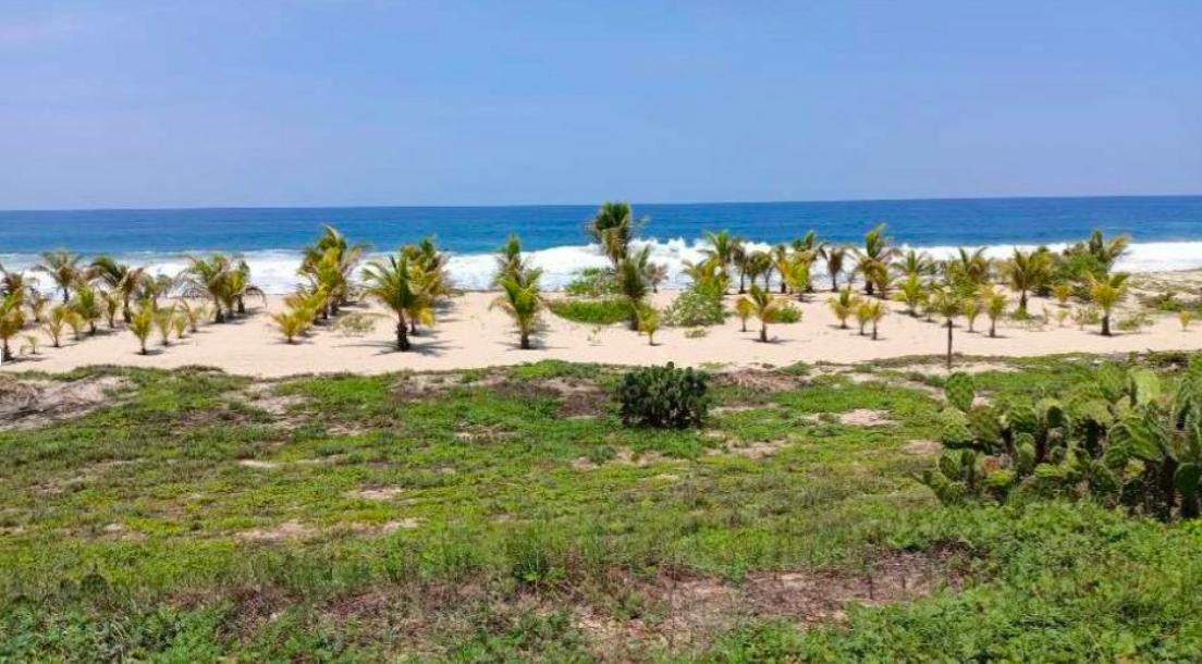 Playa el venado/4915 m²/terreno de playa 1