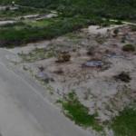 Chacahua / 2 lotes - 7200 m2 y 3850 m2 / con frente de playa 2