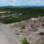 Chacahua / 2 lotes - 7200 m2 y 3850 m2 / con frente de playa 7