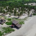 Chacahua / 2 lotes - 7200 m2 y 3850 m2 / con frente de playa 3