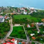 Rinconada/ Media Hectárea (5,000 m2) / Increíble vista al mar 2